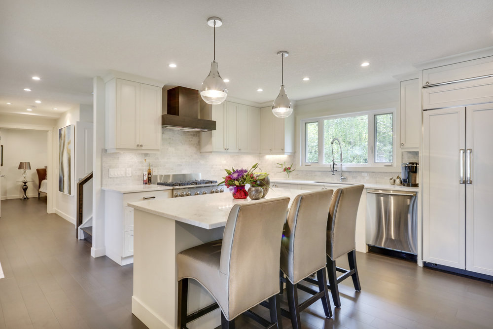 Calgary Kitchen Interior Design