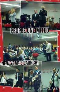 New Years Launch