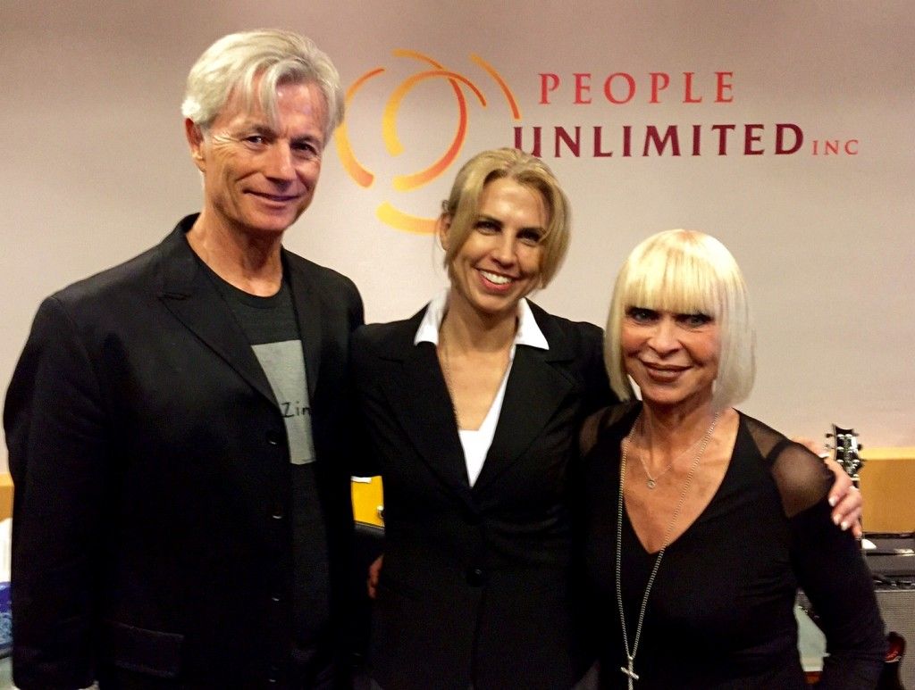 Liz Parrish, Bernadeane, James Strole