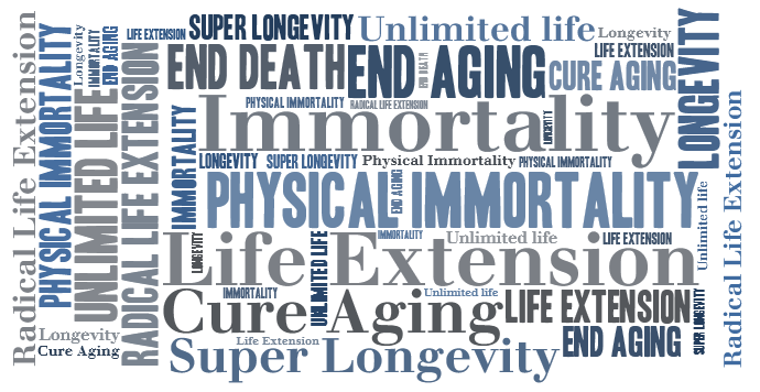Immortality - People Unlimited - Unlimited life