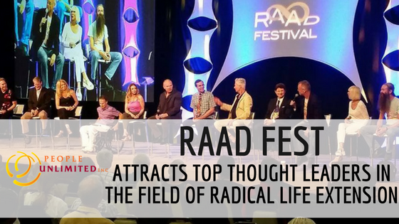 RAAD Fest People Unimited