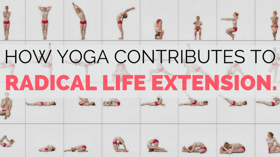 People Unlimited Yoga Radical Life Extension