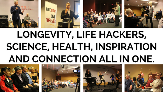 People Unlimited longevity life hackers science health