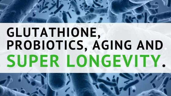 People Unlimited Glutathione, Probiotics, Aging, Super Longevity