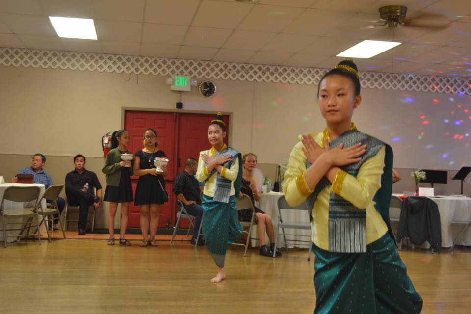 Kinnaly Lao Traditional Music and Dance Troupe at Closing Reception