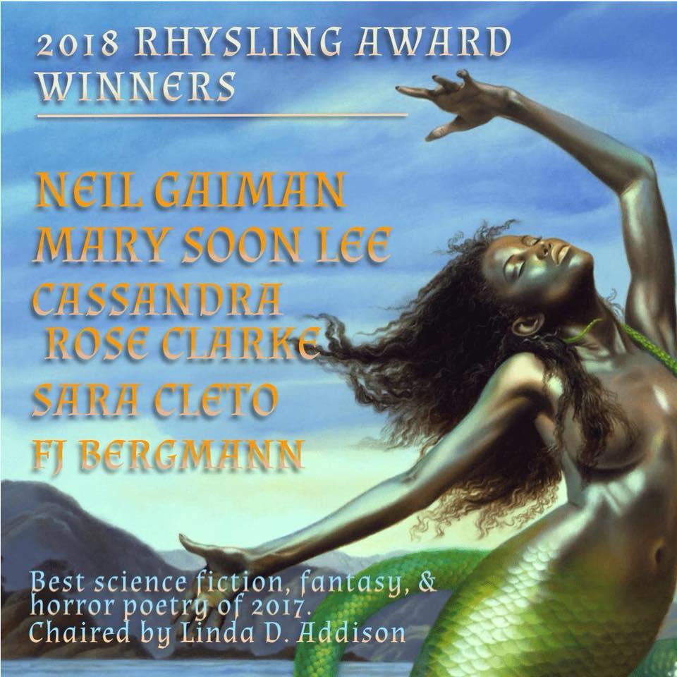 2018 Rhysling Award Winners Announced by Sahtu Press