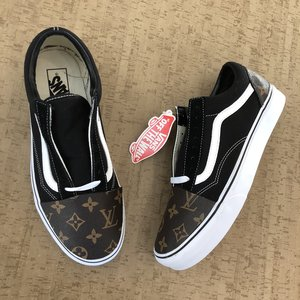 Vans Custom Lv Canvas V2