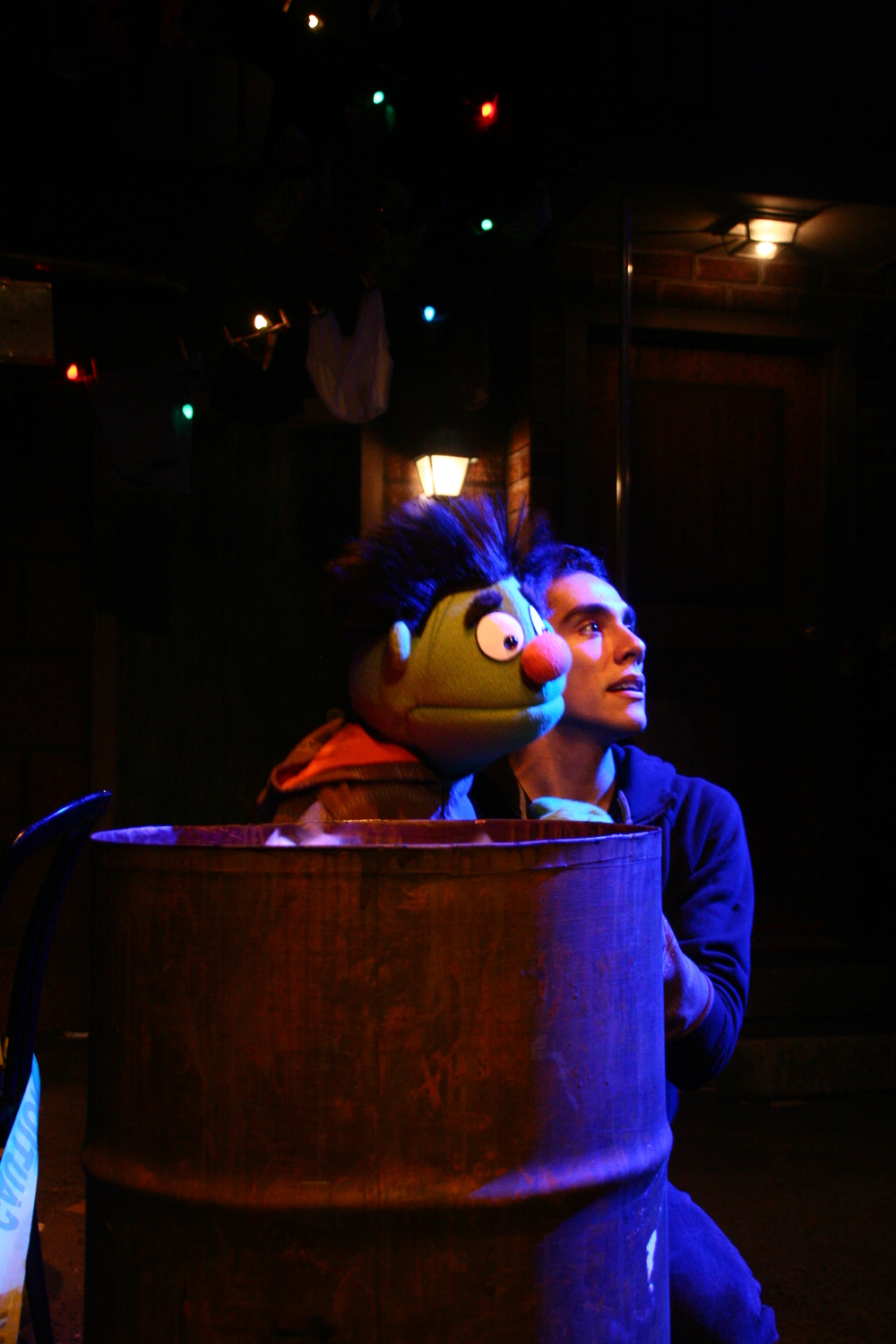"""Avenue Q"" Warehouse Theatre"