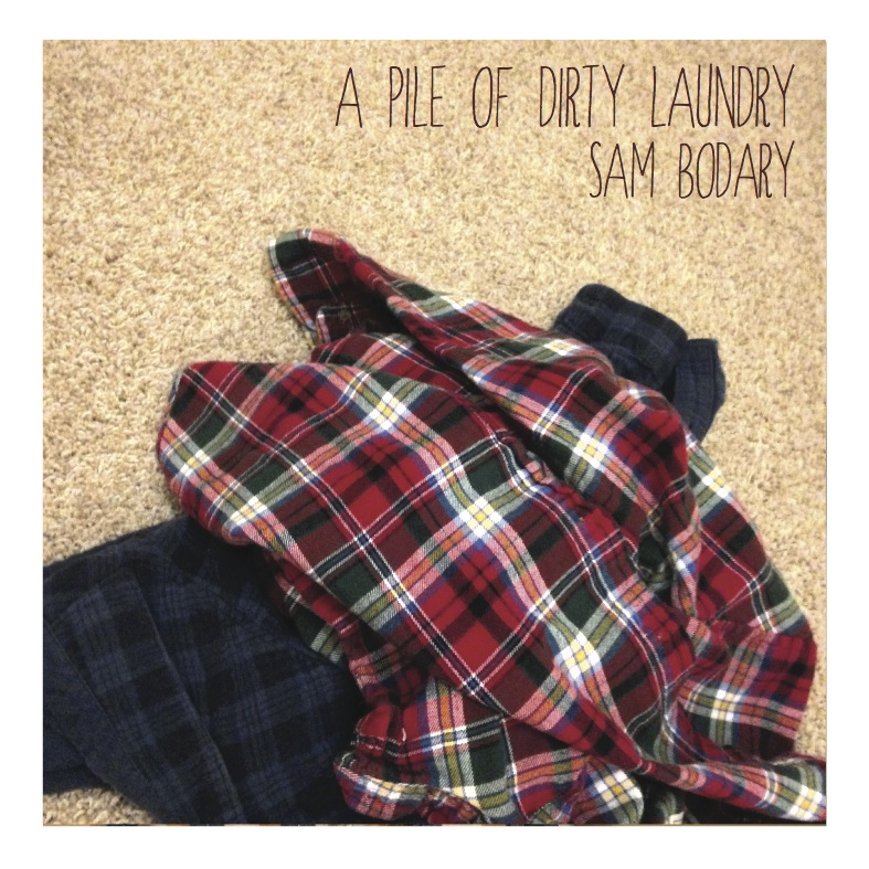 A Pile of Dirty Laundry  January 2014  Cheeky Promo Stunt