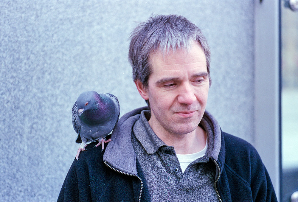 A soft-spoken man who named some of the more easily identifiable pigeons
