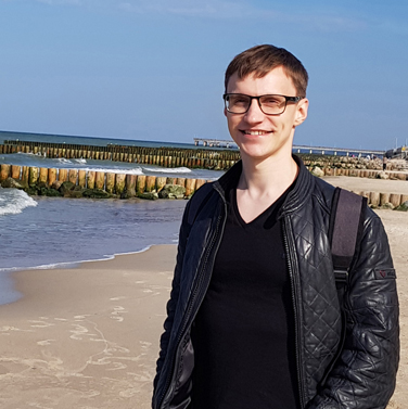 ALEXEY VASILEV      External Team     Was raised by machines. Is working towards raising other people by machines.
