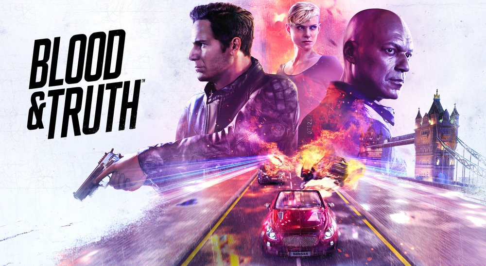 Blood & Truth - We've been working with Sony London Studio for the upcoming PSVR title, Blood & Truth. Releasing May 28th, 2019.COMING SOON (UNDER NDA)