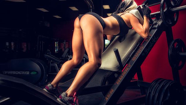 Glute & Hamstring Exercises