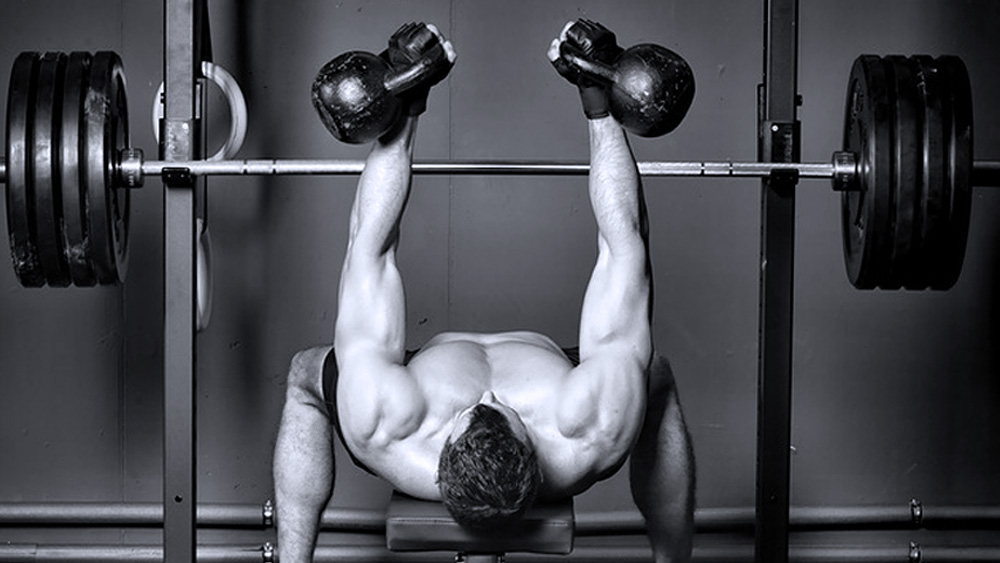 Upperbody Kettlebell Exercises