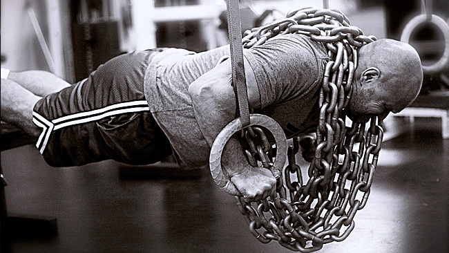 Rings & Suspension Training