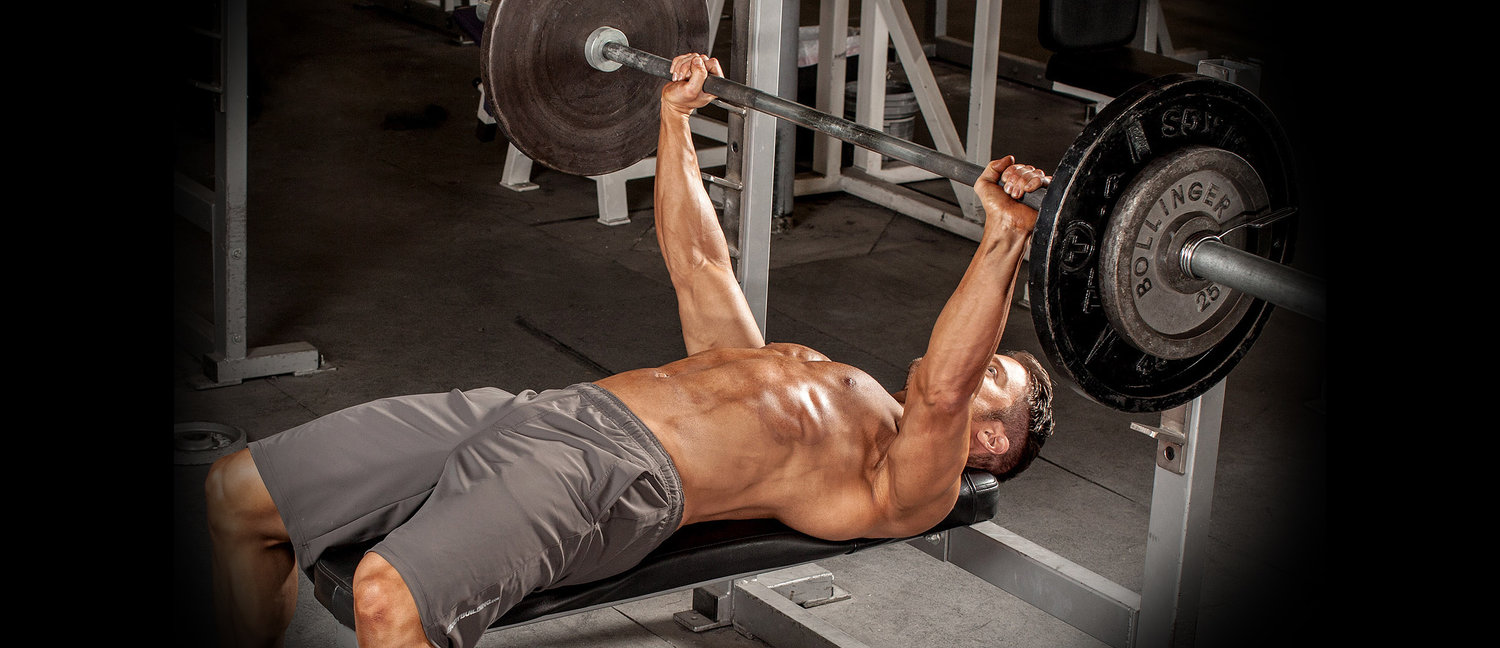 Improve Your Bench Press Posture With This Technique Advanced