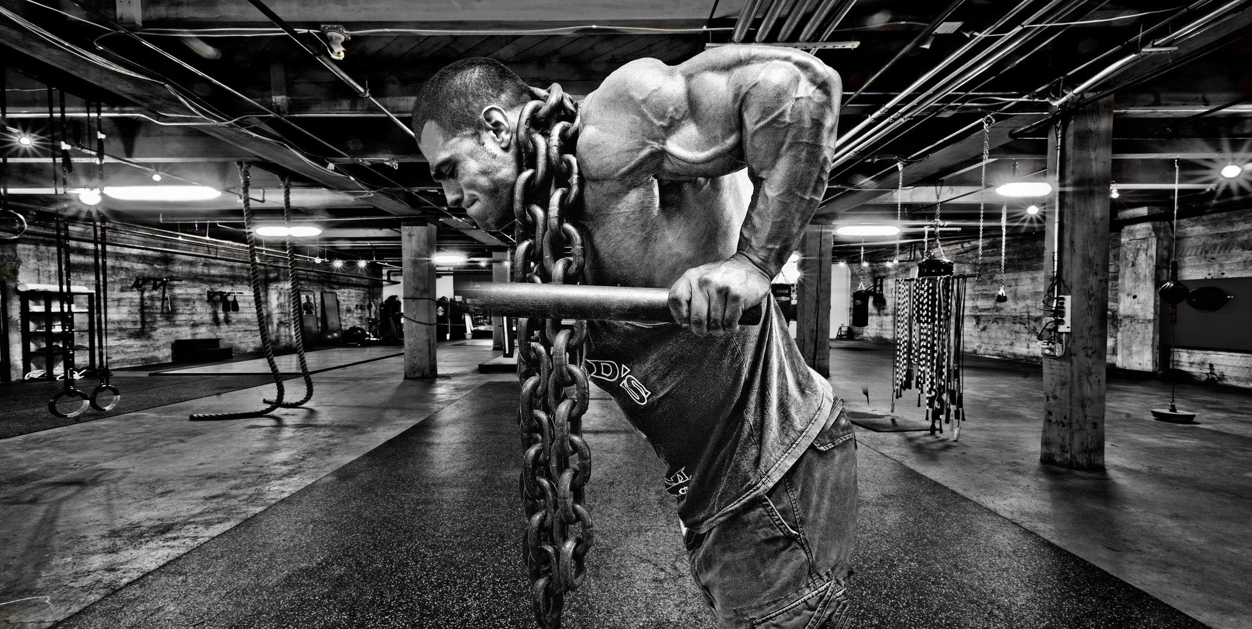 Master Your Dips With The Trap Bar