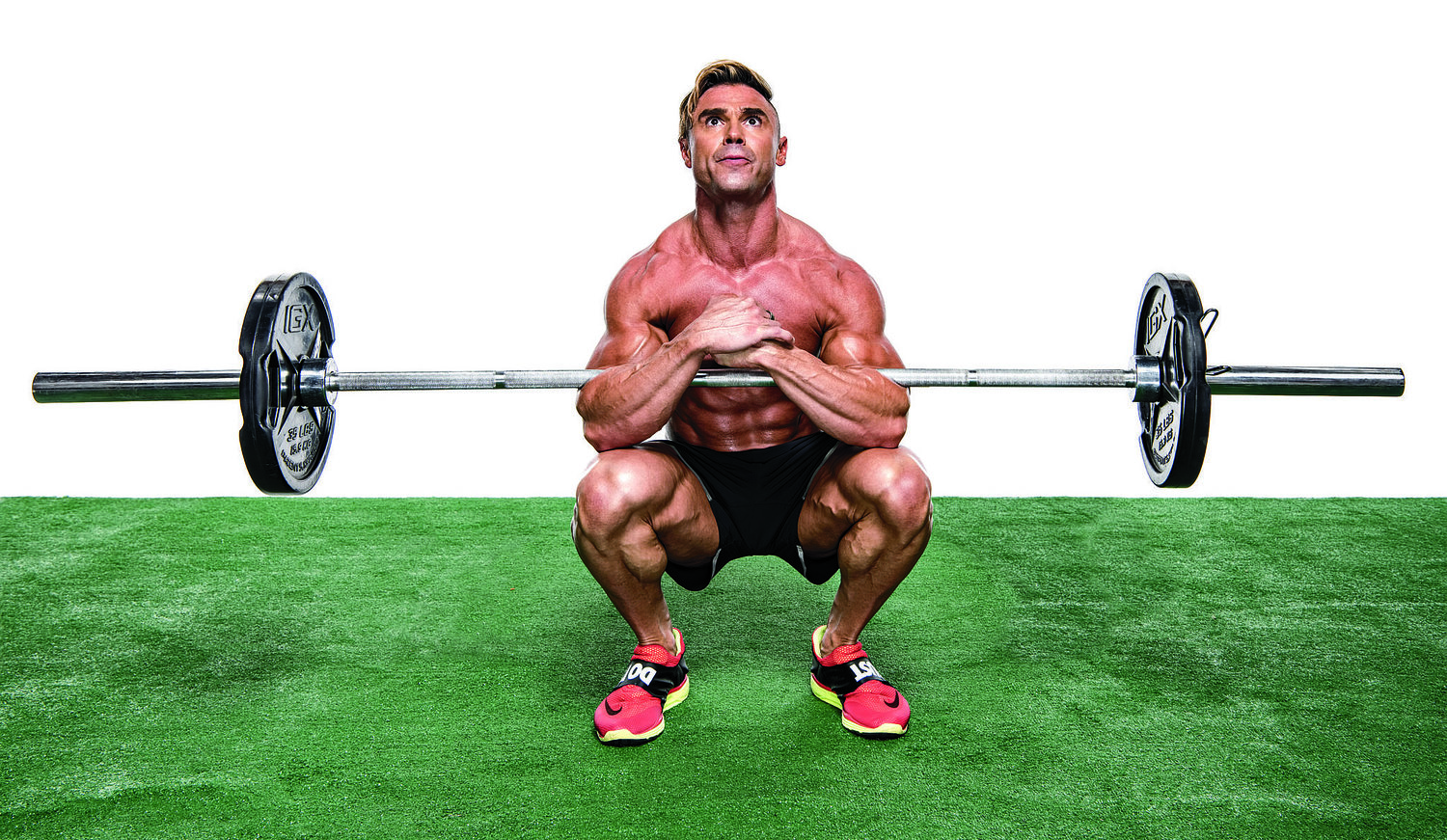 Zercher Squats For Strength, Size, & Performance — Advanced