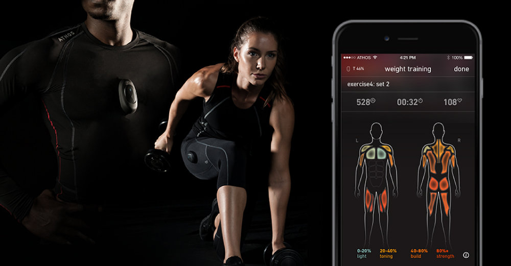 Ethos Body Suit and EMG App