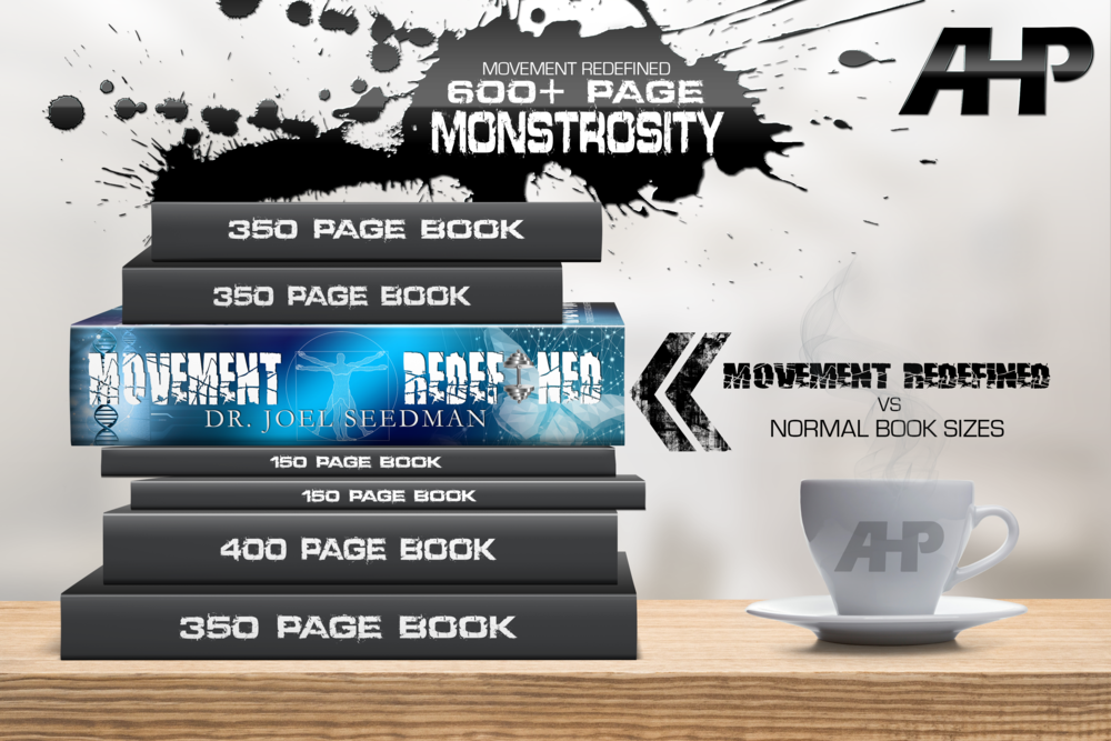 Movement Redefined | 600+ Pages  + CLICK TO ENLARGE