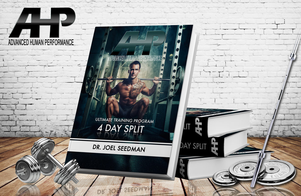 4 Day Training Split
