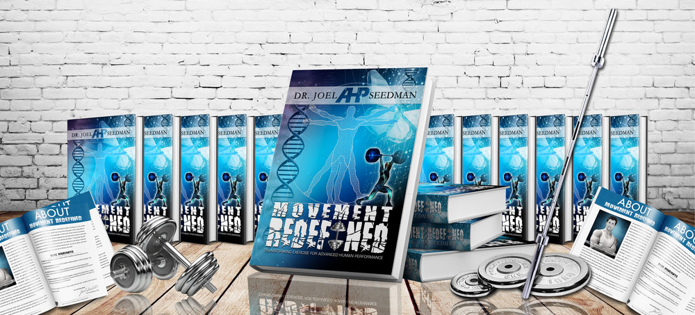 Movement Redefined   NEW RELEASE | DR. SEEDMAN'S GROUNDBREAKING ECCENTRIC ISOMETRIC BOOK   Learn More
