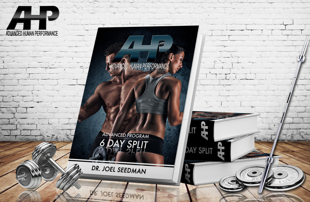 Advanced 6 Day Training Split — Advanced Human Performance Official