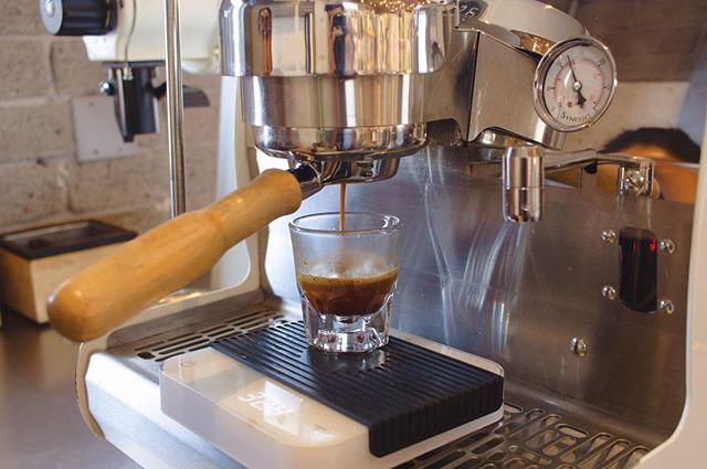 It's Saturday morning espresso time ☕️