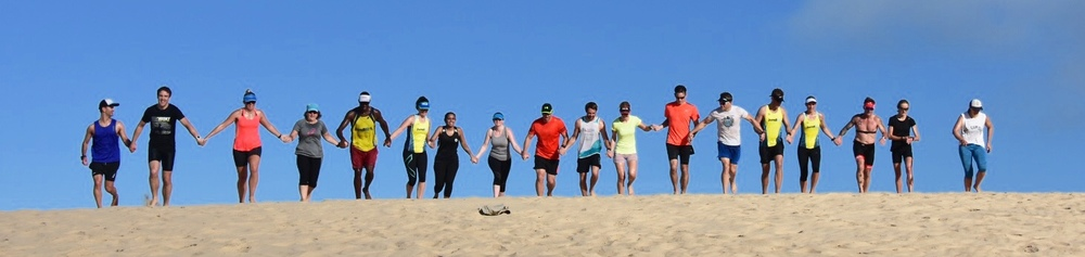 Fun Day at Wanda Sand Hills with Team Bondi Fit...
