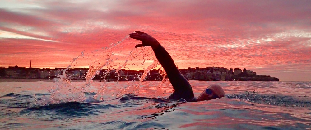 Spot Sunrise Swim July 2016