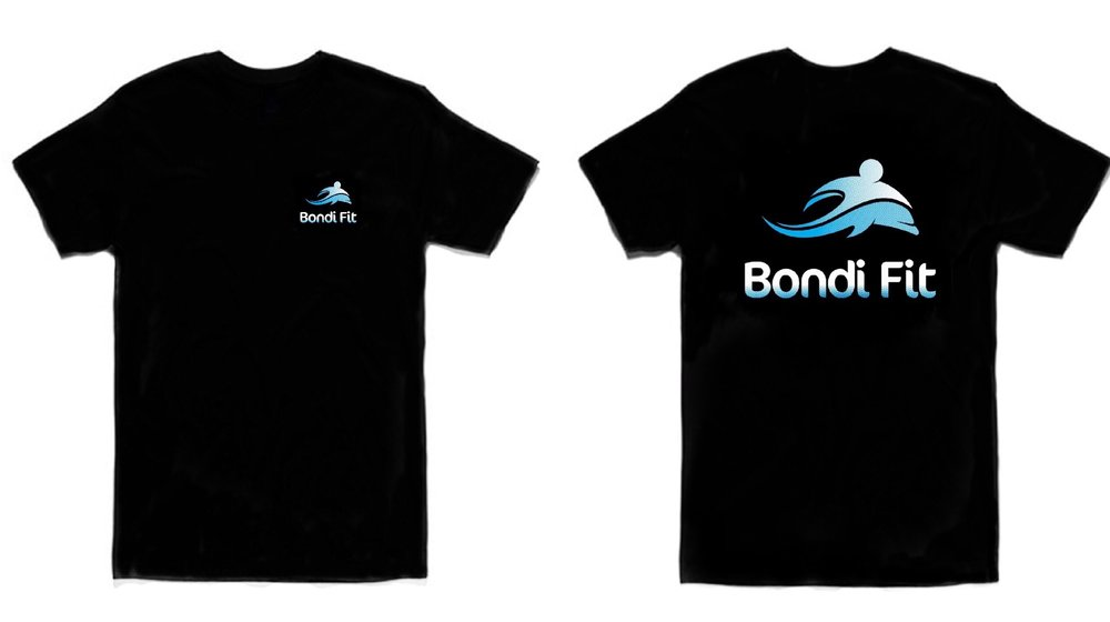 Bondi Fit T-Shirts available at training sessions: XS, S, M, L, XL & 2XL - remind Spot to bring one if ordered online. Please Bring $20 cash or book/ pay online   here   & if any problems ordering you can order via   contact form