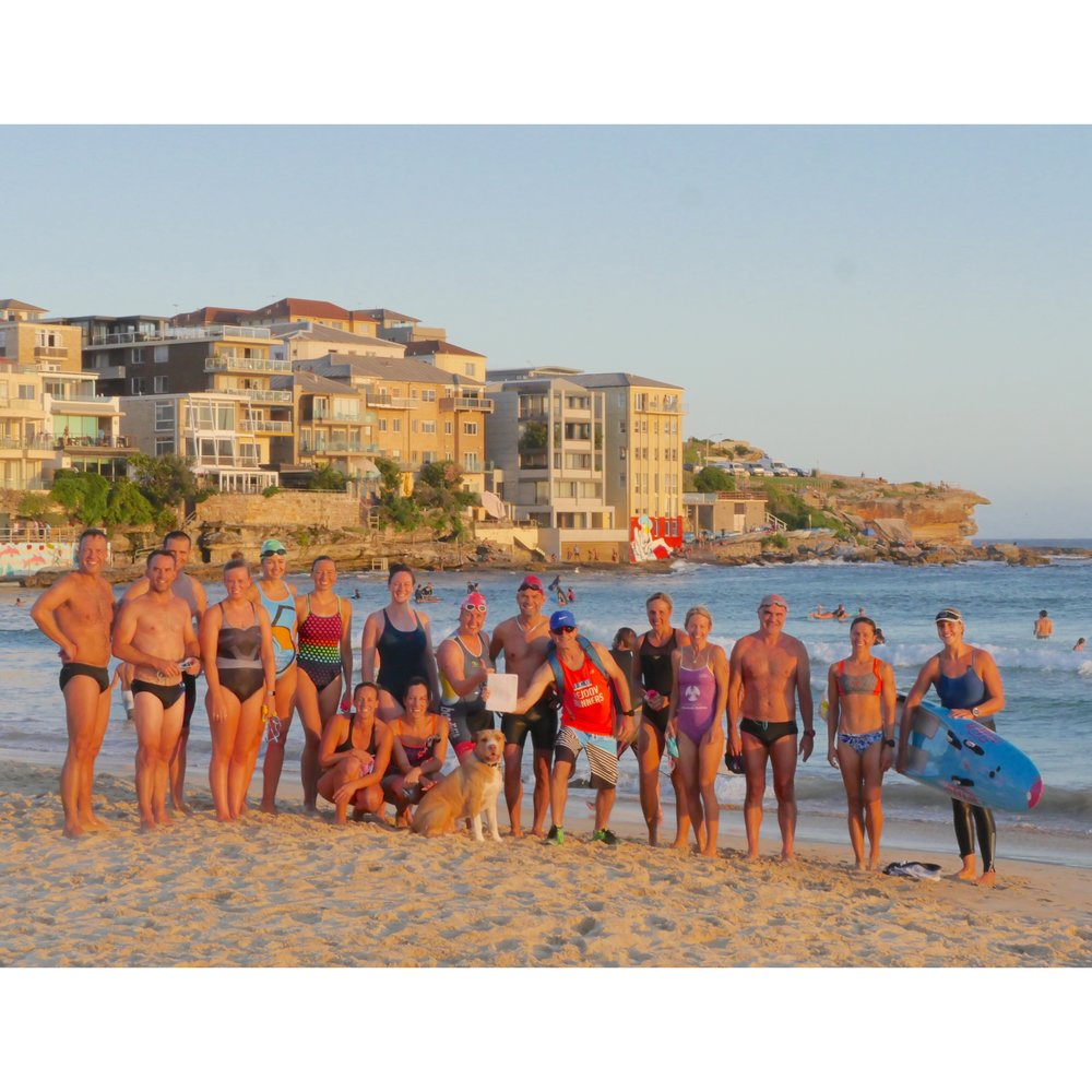 Flashback to our Summer Series at Bondi Fit Beach...