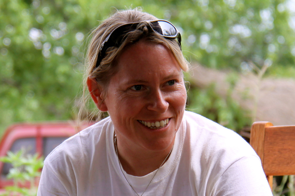 AMY DICKMAN, PhD    is Director of WildCRU's Ruaha Carnivore Project in Southern Tanzania. With more than 18 years of experience in wild cat conservation, Amy has achieved vital conservation successes in one of Africa's most important landscapes for large carnivores – the Ruaha Landscape – which supports more than 10% of the world's remaining lions.     Amy received her PhD from the Institute of Zoology/University College London and has authored over 50 scientific publications and book chapters. She currently serves as the Kaplan Senior Research Fellow in Wild Felid Conservation at Oxford University and on the IUCN Human-Wildlife Conflict Specialist Group Steering Committee. Amy received the 2011 Rabinowitz-Kaplan Prize for the Next Generation in Wild Cat Conservation and was a 2014 Finalist for the Tusk Award for Conservation in Africa.