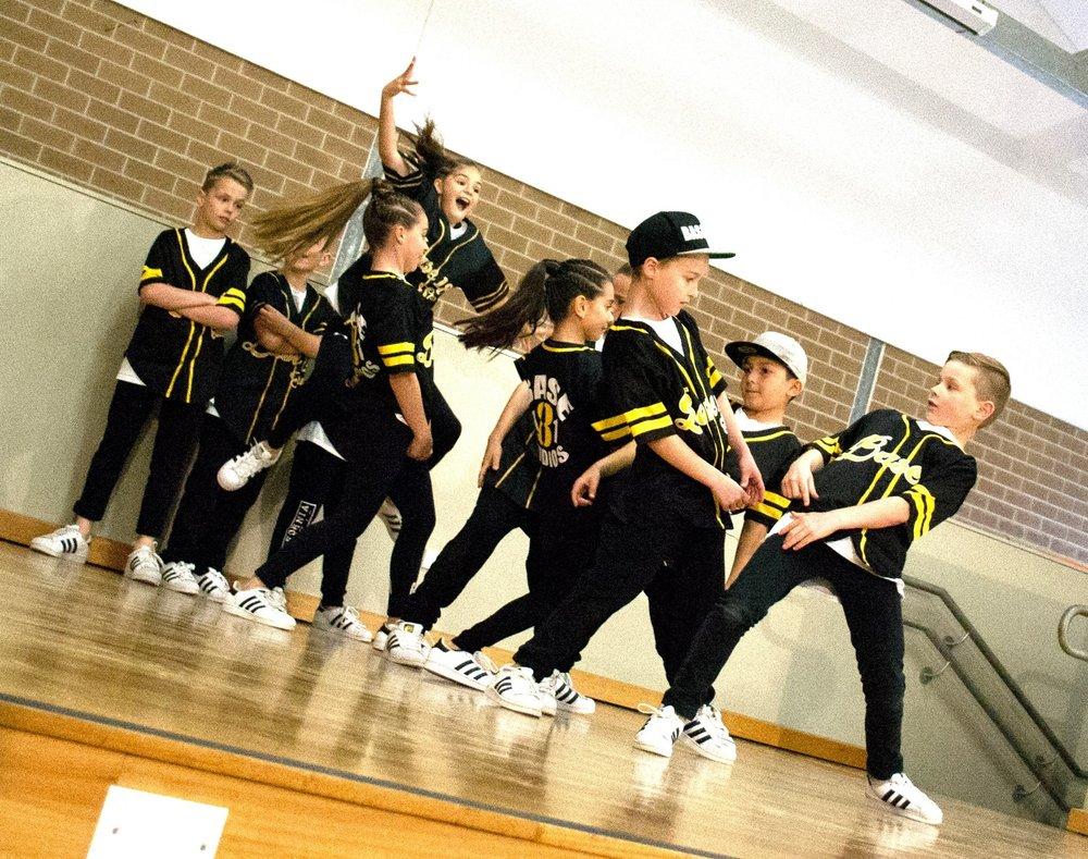 Base 181 dance crew