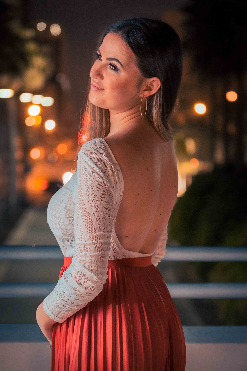 Portrait from Shooting in Downtown Tampa Florida with Fellow Tampa Photographers