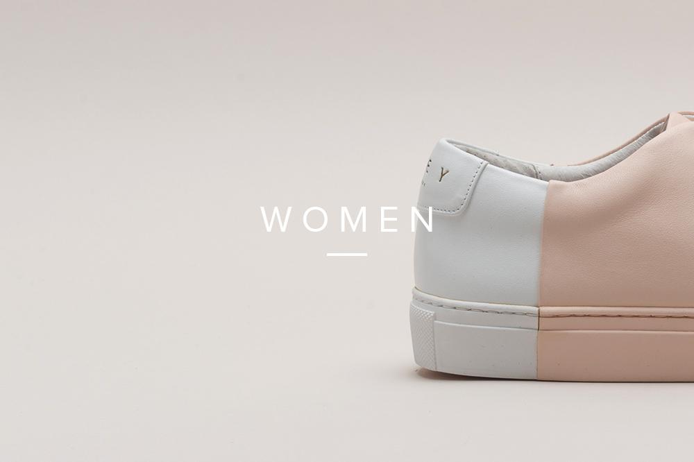 Two-Tone Blush / White  Buy Now