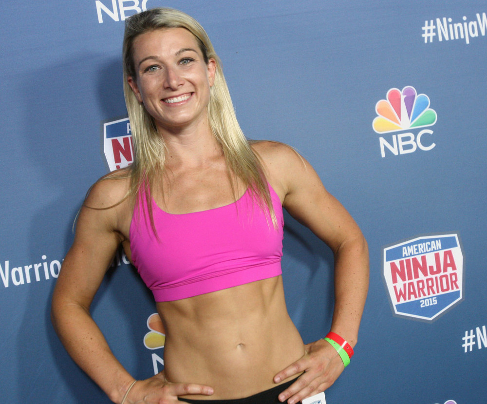 "L INK:      ""There's Not Enough Protein in the World to Fuel American Ninja Warrior Jessie Graff"" - bon appétit"