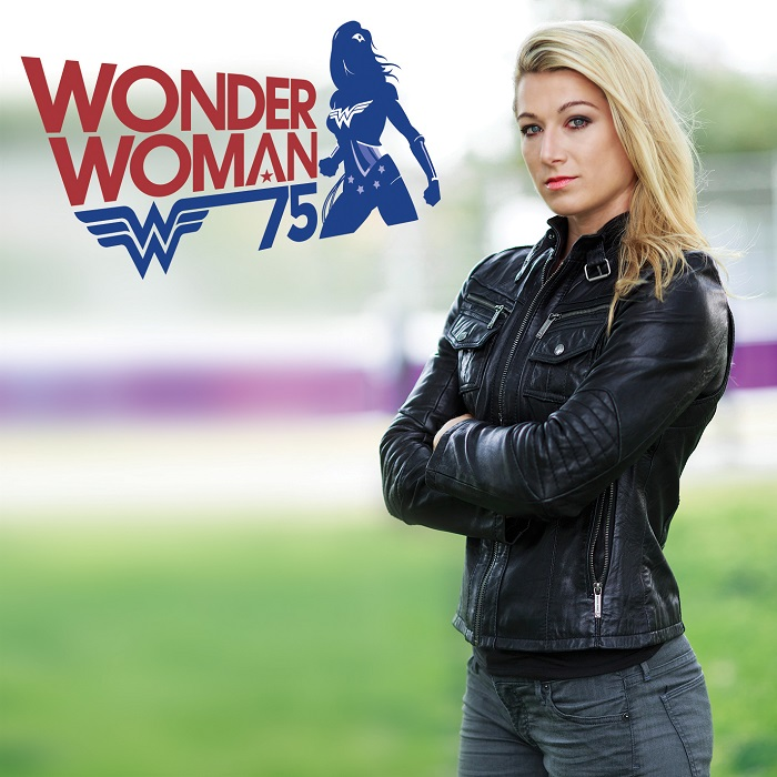 LINK: Wonder Woman 75: Jessie Graff on Heroes, Ninjas and Finally Getting to Fly