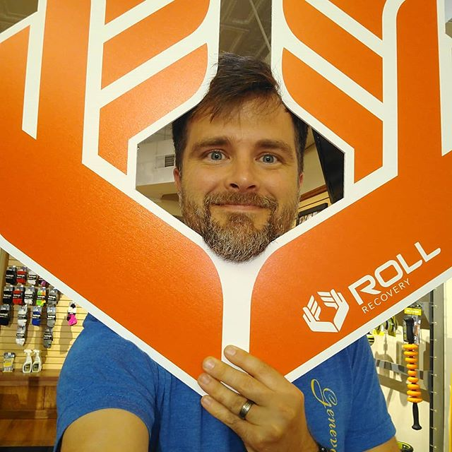 We love local.  Why do you?  Come into GRO, snap a selfie with the 'happy hands' from ROLL Recovery, tag GRO, ROLL Recovery, #shopshareroll, and tell us why you love your local running store.  Be creative, there is FREE schwag on the line!!