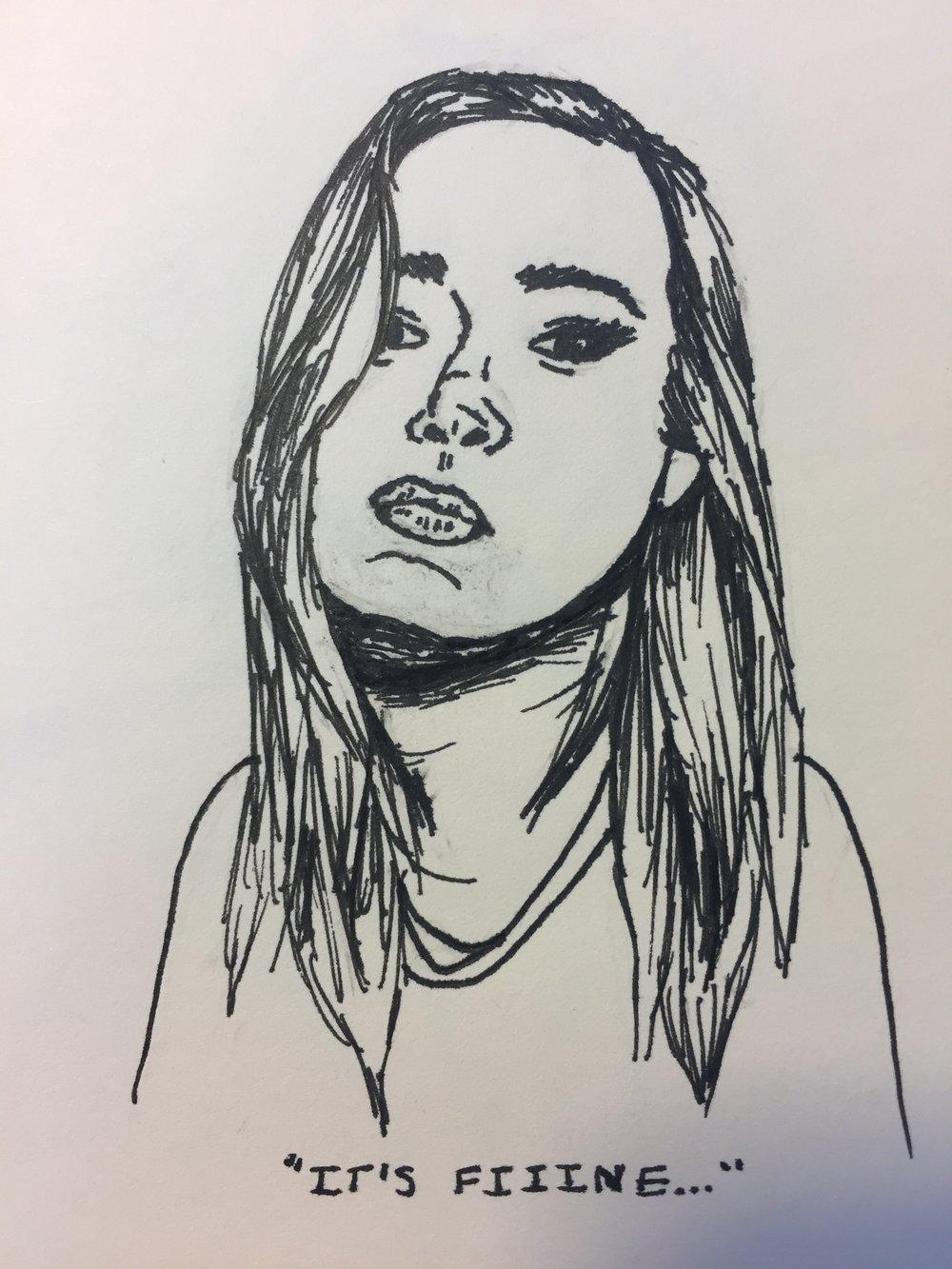 Sketchy Inspiration