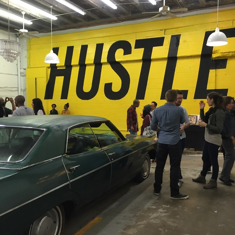 Two Forms of Hustle