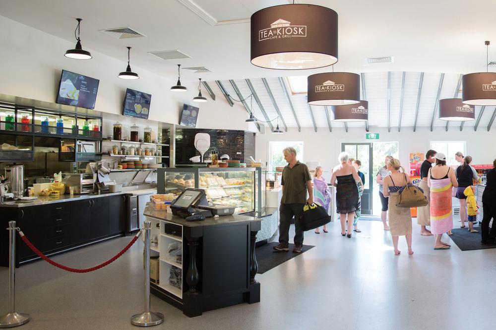 Hanmer Springs Tea Kiosk Café & Grill