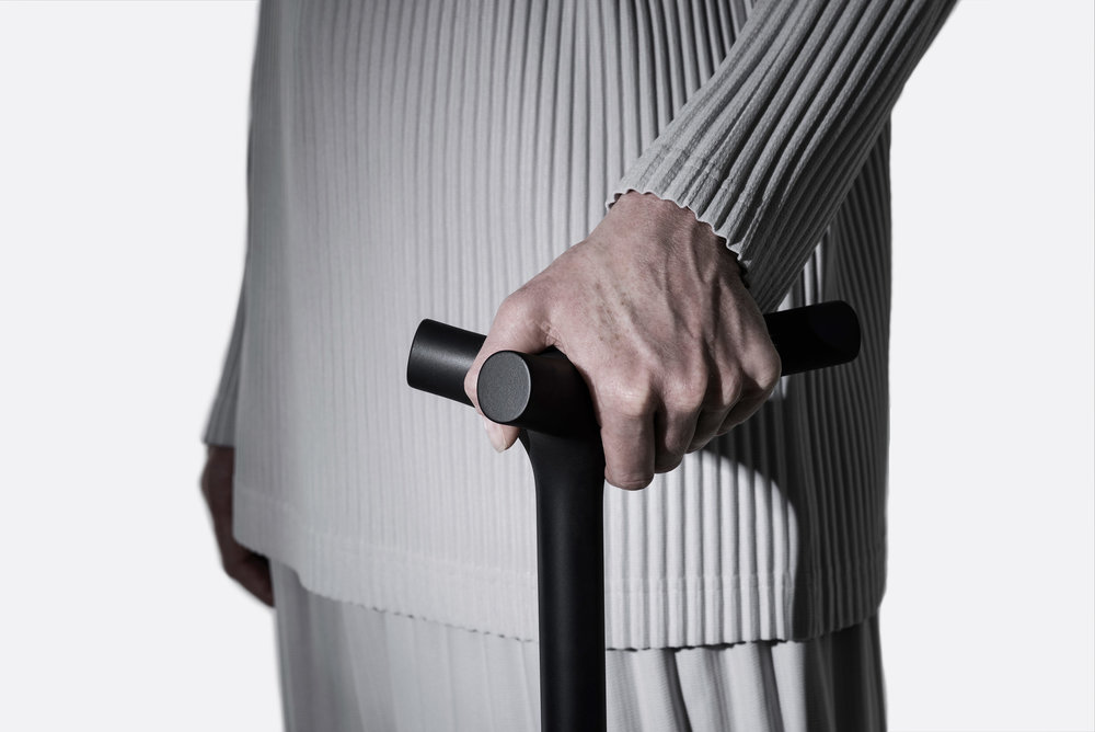 Walking Stick Designed by Shiro Studio and Arup Engineering