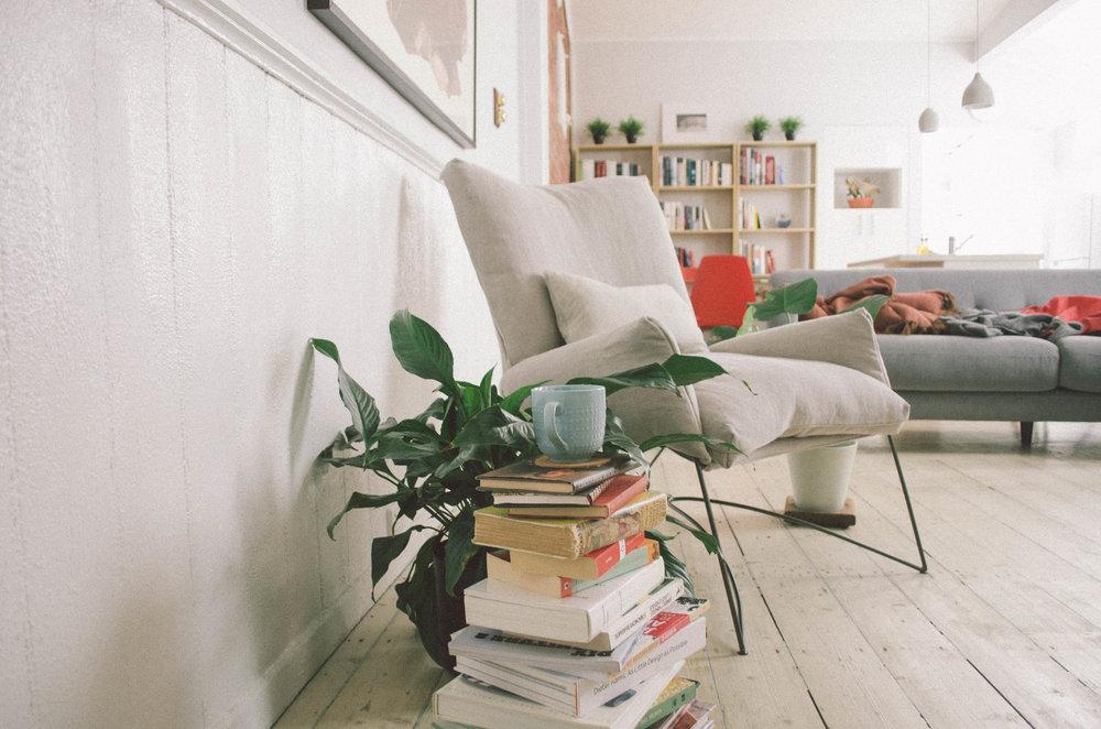 Ebu Chair by Annemarie Sia