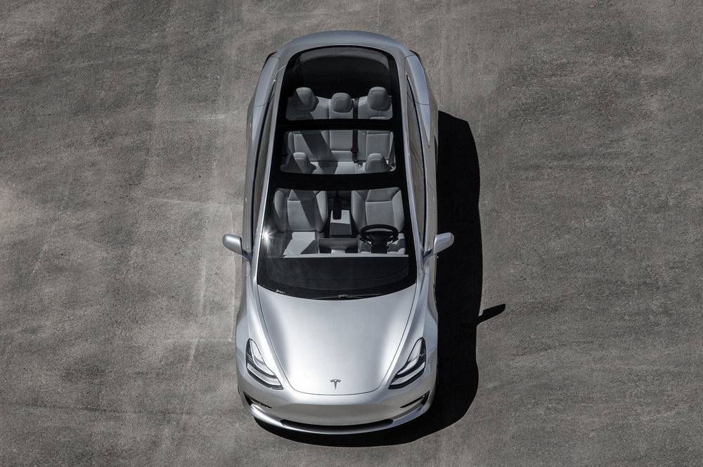 Tesla Model 3. Source: http://model3ownersclub.com