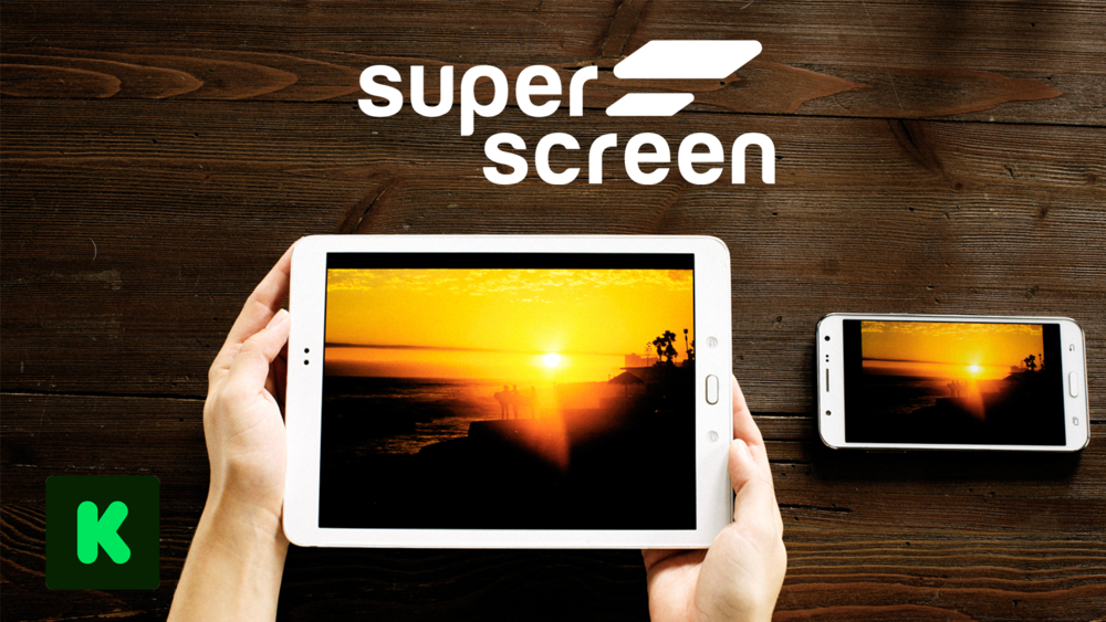 Superscreen - $2,542,045 • 5083% FundedKickstarter • 2017