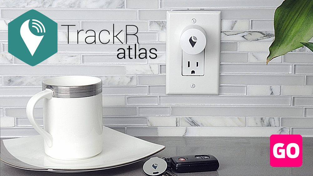 TrackR atlas - $213,929 Indiegogo