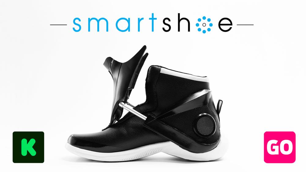 Smartshoe - $134,238Kickstarter →Indiegogo
