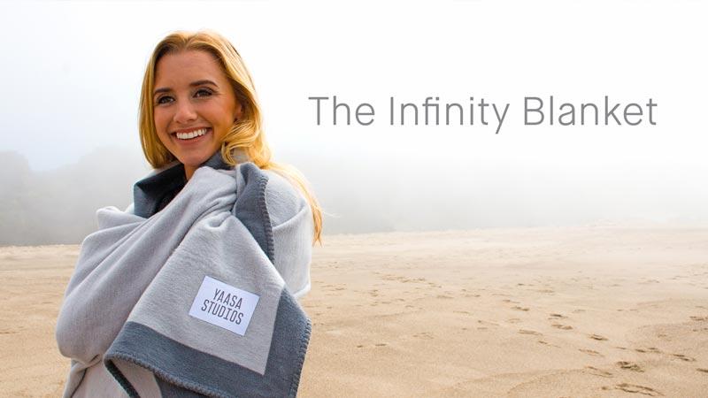 Yaasa Blanket - $131,641Kickstarter → Indiegogo