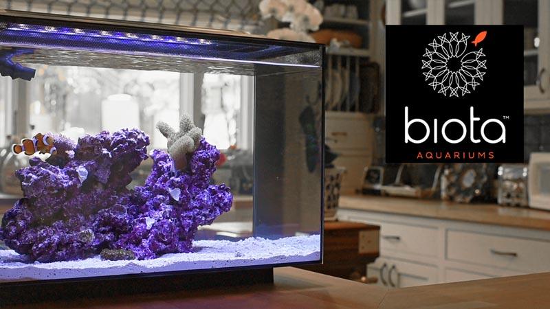 Biota Aquariums - $116,839Indiegogo